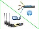 Réseaux Ethernet: Filaire, Wifi, CPL?